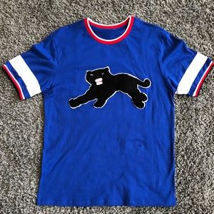 Other - Black Panther Short Sleeve Baseball T-Shirt